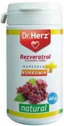 Dr. Herz Rezveratrol kapszula - 60 db