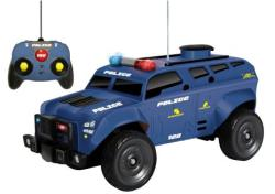 Maisto Джип С Радиоконтрол Police (81176)