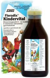 Salus Floradix Kindervital szirup 250ml