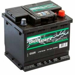 GIGAWATT 52Ah 470A G52R