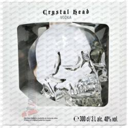 Crystal Head Vodka (3L)