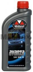 Midland AVANZA 10W-40 1 L