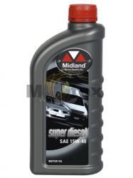Midland SUPER DIESEL 15W-40 1 L
