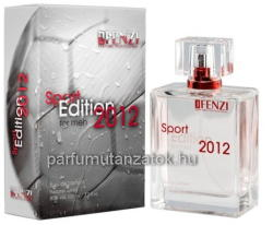 J. Fenzi Sport Edition Gool EDT 100ml