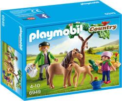 Playmobil Country - Pónimama a kis csikójával (6949)