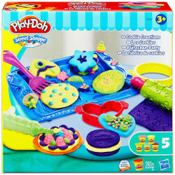 Hasbro Play-Doh: Sütemény variációk gyurmakészlet (B0307)