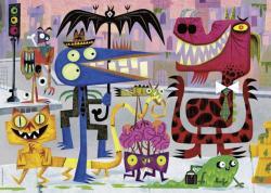 Heye Slack: Monstertown 1000 db-os (29545)