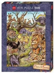 Heye Flora & Fauna - Szavanna 1000 db-os (29661)