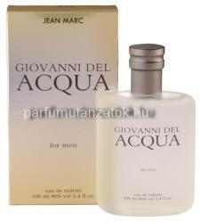 Jean Marc Giovanni del Acqua EDT 100ml