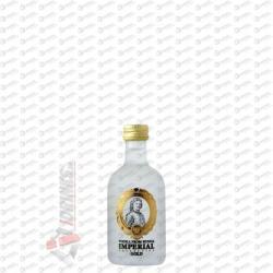 Russian Carskaja Russian Imperial Gold Vodka Mini (50ml)