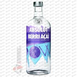 ABSOLUT Acai Berri Vodka (1L)