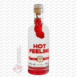 Hot Feeling Vodka Penis Chili Vodka (0.5L)