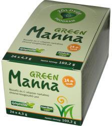 Zöldvér Green Manna por 24x4,3g