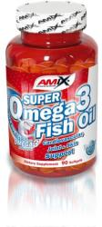 Amix Nutrition Super Omega3 Fish Oil kapszula - 90 db