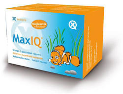 Farmax MaxIQ Omega-3 kapszula gyerekeknek - 30 db