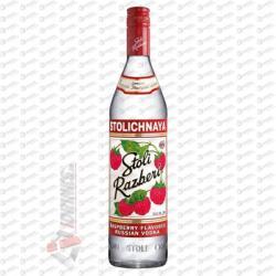 STOLICHNAYA Razberi Vodka (0.7L)