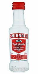 SMIRNOFF Red Vodka Mini (50ml)