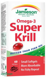 Jamieson Omega-3 Super Krill kapszula - 60 db