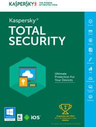 Kaspersky Total Security Multi-Device (1 Device, 1 Year) KL1919ODAFS
