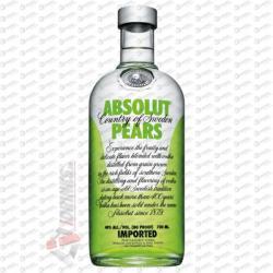 ABSOLUT Körte Vodka (1L)