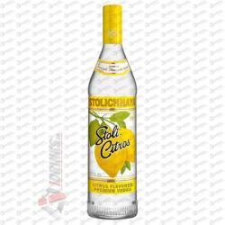 STOLICHNAYA Citrom Vodka (0.7L)