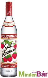 STOLICHNAYA Málna Vodka (0.7L)