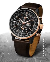 Vostok-Europe Gaz-14 Worldtimer YM26-5603
