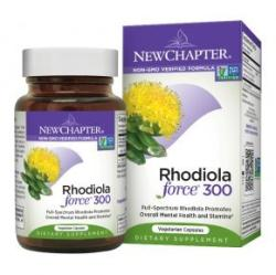 New Chapter Rhodiola force 300 kapszula - 30 db