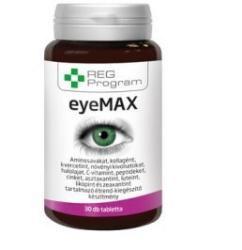 REG Program eyeMAX tabletta - 30 db