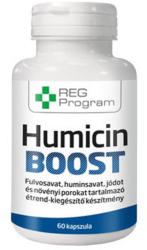 REG Program Humicin Boost kapszula - 60 db