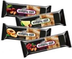 simply nut Sárgabarack Kesudió Müzliszelet 35g