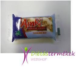 Amki Joghurtos Csokis Szezám Szelet 30g