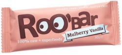 ROOBAR Bio Eper-Vanília Gyümölcsszelet Fehér 30g