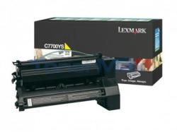 Lexmark C7700YS