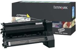 Lexmark C7700YH