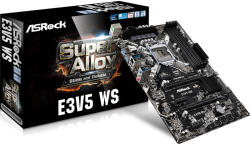 ASRock E3V5 WS