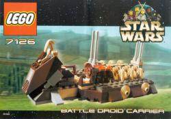 LEGO Star Wars - Battle Droid Carrier (7126)