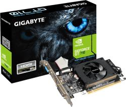 GIGABYTE GeForce GT 710 2GB GDDR3 64bit PCIe (GV-N710D3-2GL)