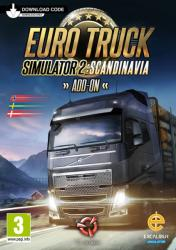 Excalibur Euro Truck Simulator 2 Scandinavia Add-On (PC)