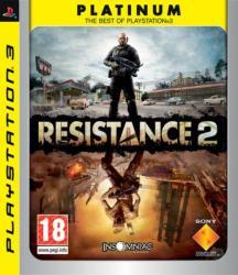 Sony Resistance 2 [Platinum] (PS3)