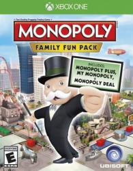 Ubisoft Monopoly Family Fun Pack (Xbox One)