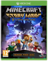 Telltale Games Minecraft Story Mode [Season Pass Disc] (Xbox One)