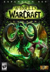 Blizzard World of Warcraft Legion (PC)