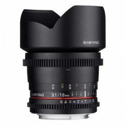 Samyang 10mm T3.1 VDSLR II (Canon)