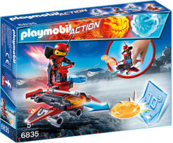 Playmobil Action - Firebot célzókoronggal (6835)