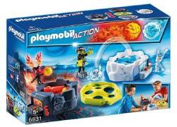 Playmobil Action - Tűz és jég akció (6831)