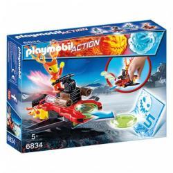 Playmobil Action - Sparky célzókoronggal (6834)