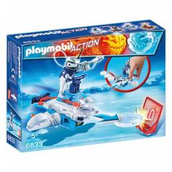 Playmobil Action - Icebot célzókoronggal (6833)