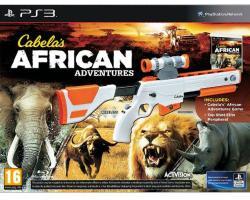 Activision Cabela's African Adventures [Top Shot Elite Bundle] (PS3)