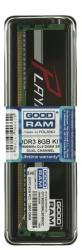 GOODRAM 8GB DDR3 1600MHz GY1600D364L9S/8GDC